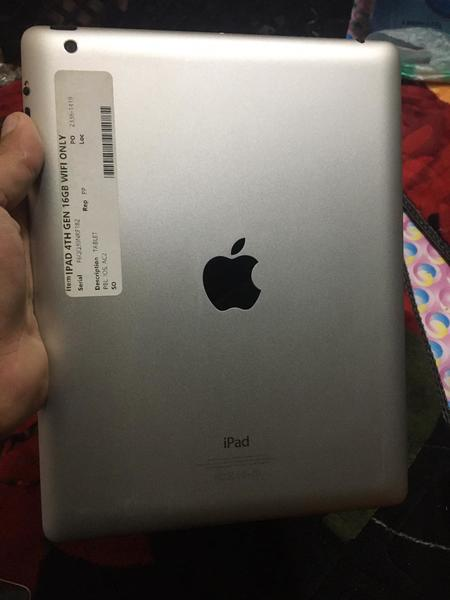 Used Apple iPad 4th Generation 16GB in Dubai, UAE