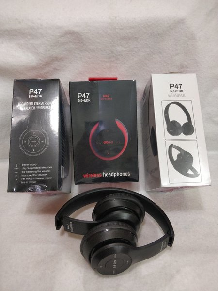 Used P47 HEADPHONE NEW in Dubai, UAE