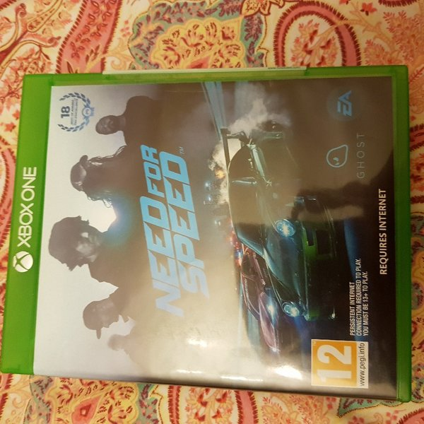 Used Need for speed xbox one in Dubai, UAE