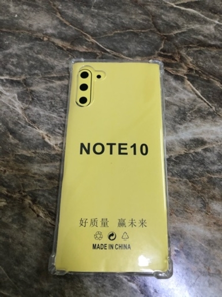 Used Note10 Phone case brand new in Dubai, UAE