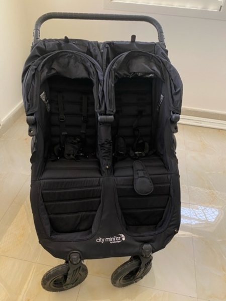 Used Mini GT by baby jogger double stroller in Dubai, UAE