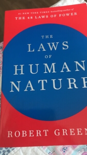 Used The Laws of Human Nature Book! in Dubai, UAE