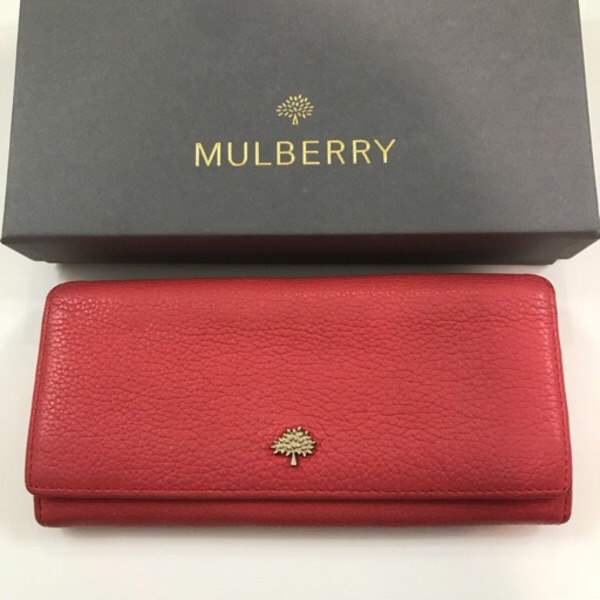 Used Mulberry Tree Continental Wallet 2014 in Dubai, UAE