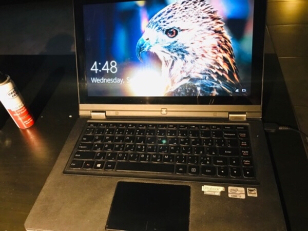 Used Lenovo IdeaPad Yoga 13-Intel Core i7 in Dubai, UAE