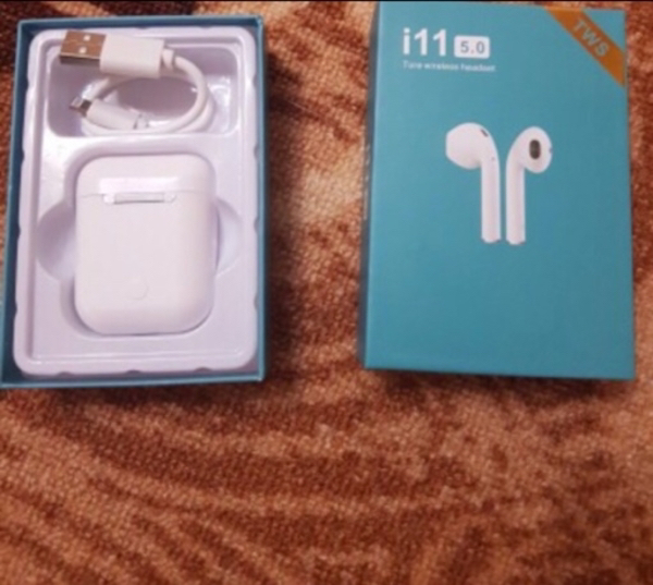 Used Wireless Airpods - BT 5.0 - i11 For SALE in Dubai, UAE