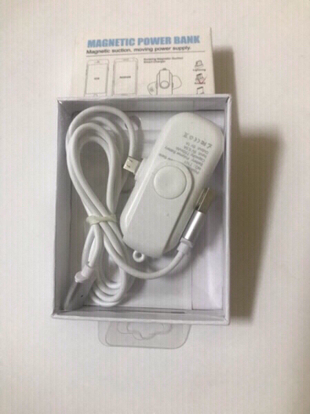 Used Magnetic power bank android in Dubai, UAE