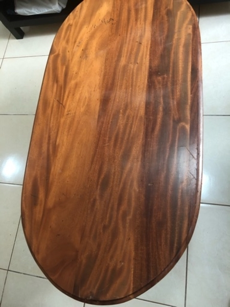 Used STRONG SOLID WOODEN TABLE in Dubai, UAE