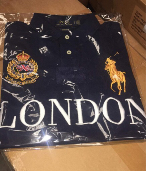Authentic Polo Ralph Lauren London
