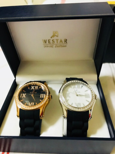 Used Westar watch for ladies - new  in Dubai, UAE