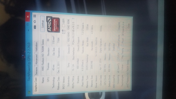 Used Sony gaming pc in Dubai, UAE