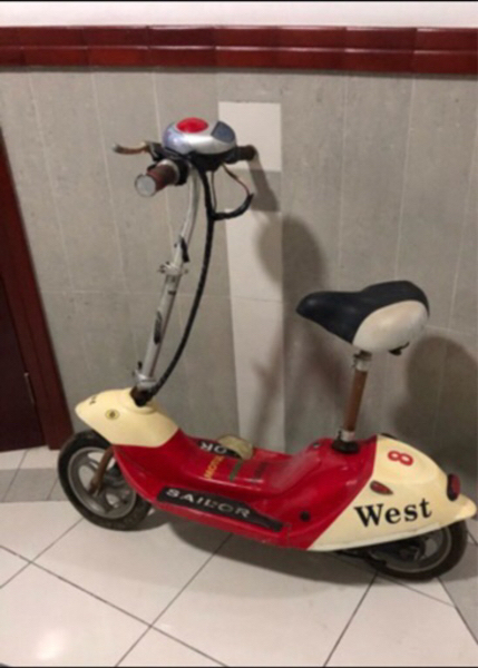 Used Scooter in Dubai, UAE