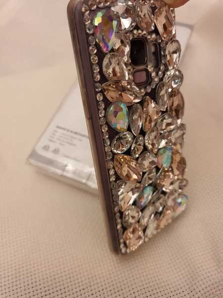 Used Cover for samsung galaxcy S9 in Dubai, UAE
