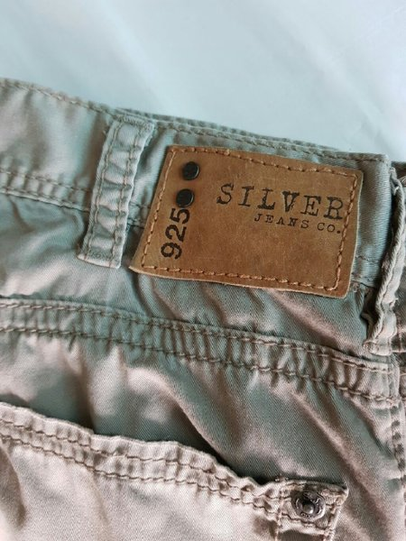Silver jeans co pant
