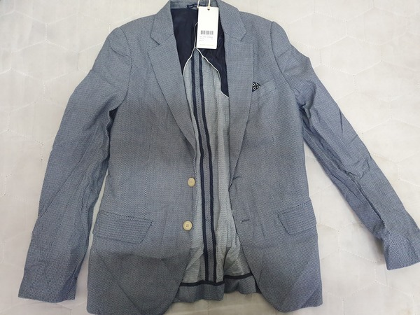 Used Men's jacket by scotch and soda S size#$ in Dubai, UAE