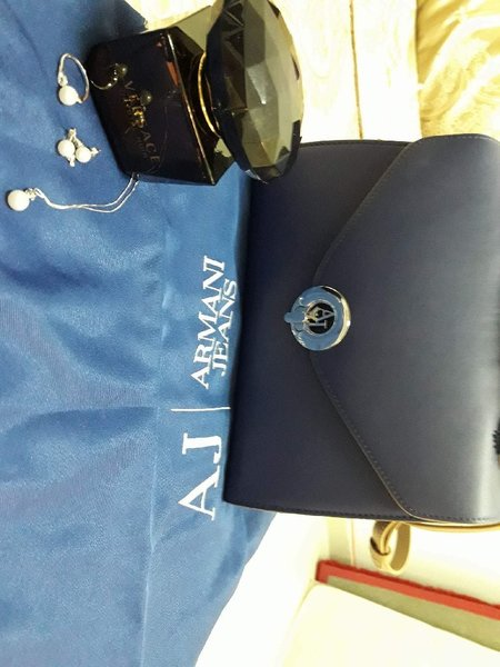 Used Armani jeans original brand new in Dubai, UAE
