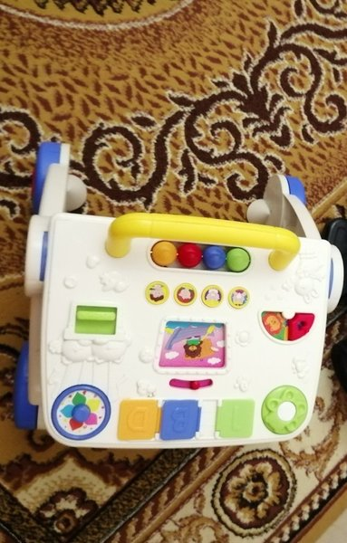 Used Baby walker good condition in Dubai, UAE