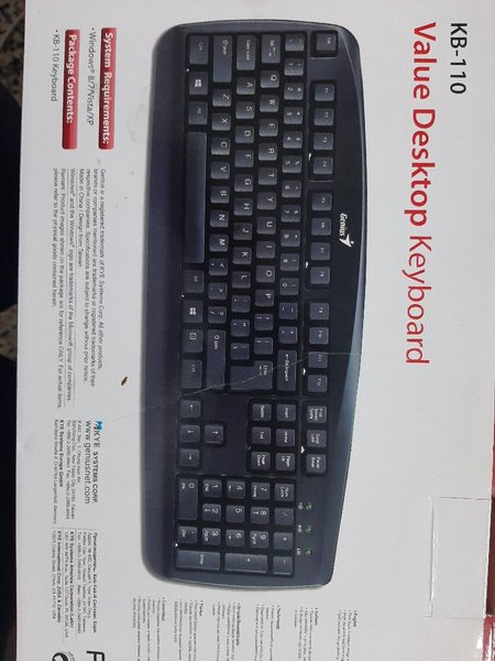 Used Genuis keyboard in Dubai, UAE