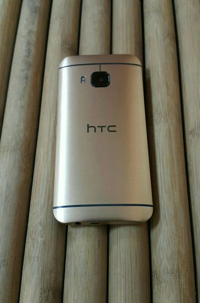HTC ONE M9 32 GB Copper Gold (Android 7.0 Nougat) + Accessories