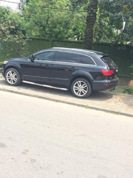Used Audi Q7 qu 2008 in Dubai, UAE
