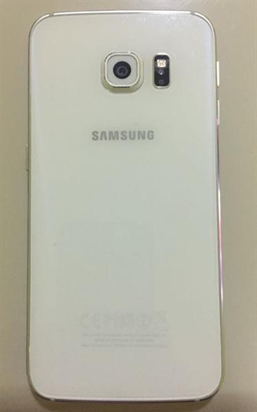 Used Samsung GALAXY S6 Edge - Pearl White in Dubai, UAE