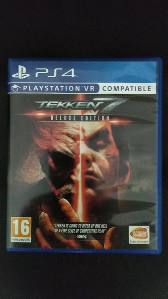 Used TEKKEN 7 in Dubai, UAE