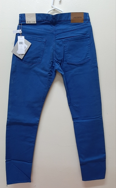 Used Jeans stretch fit, Lacoste, W 33 / L 34 in Dubai, UAE