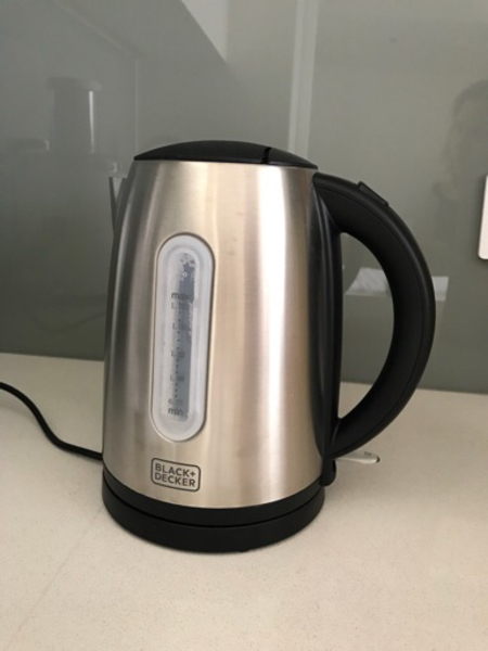 Used Kettle 2200W in Dubai, UAE
