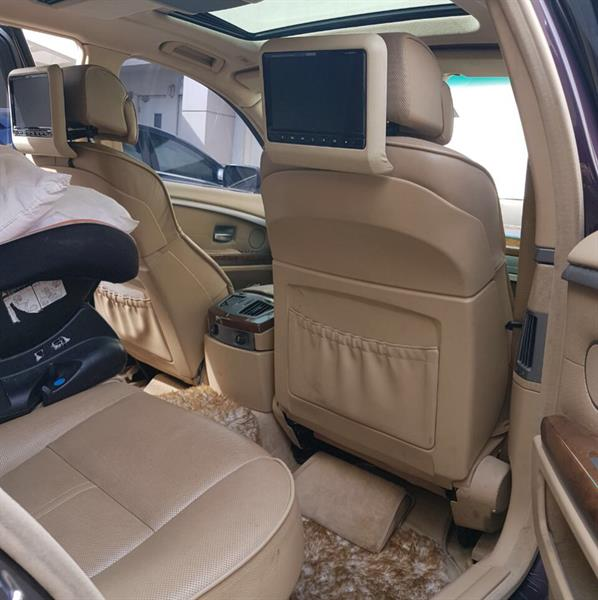 Used BMW 745li in Dubai, UAE