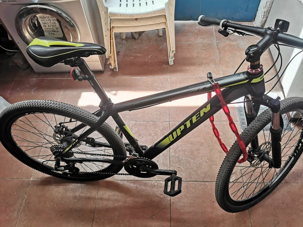 Used Upten Zero Mountain Byc New For Sale. in Dubai, UAE