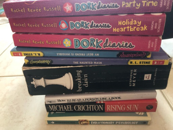 Used Bundle of 9 books for sale! Offer! in Dubai, UAE