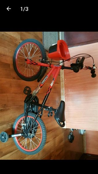 Used For boys bicycle 8 years in Dubai, UAE