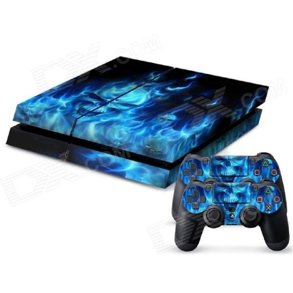 Used Skin for PS4 standard edition in Dubai, UAE