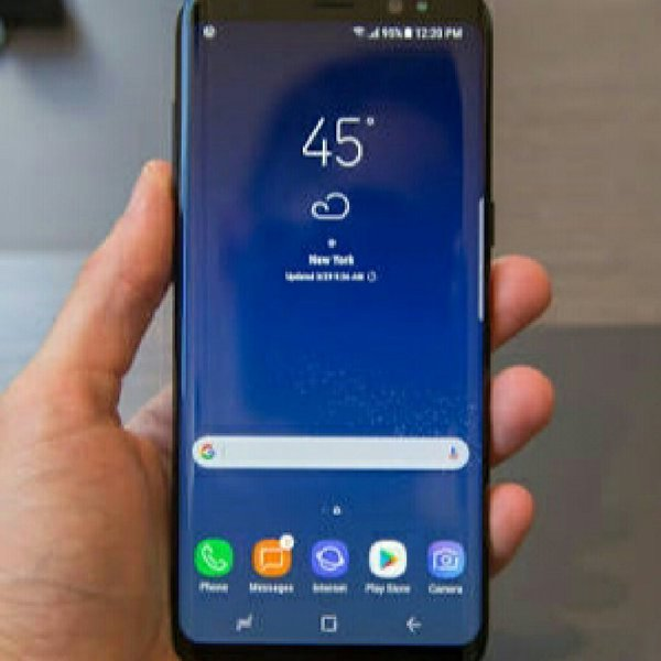 Used Samsung S8+ on sale in Dubai, UAE