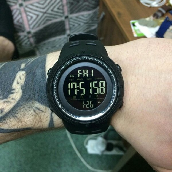 Used Original SKMEI sports Watch in Dubai, UAE