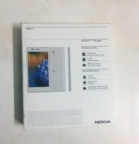 Used Nokia 3 copper white color  in Dubai, UAE