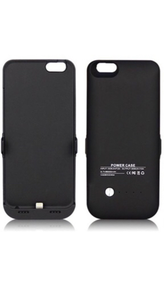 Used I phone 6 6S Battery Case  Power Bank in Dubai, UAE