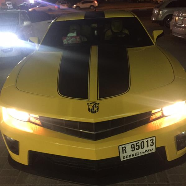Used Camaro in Dubai, UAE