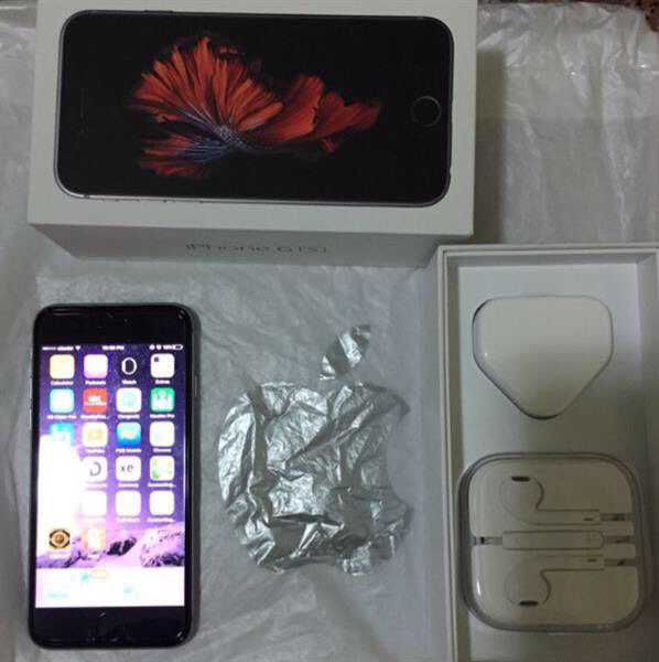 Used IPhone 6s-16gb Space Grey Brand New Condition 💯 %under Warranty  in Dubai, UAE