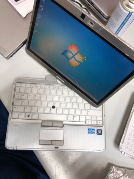 Used Hp core i7 Touch Screen good condition  in Dubai, UAE