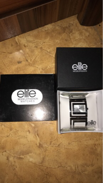 Used Elite watch for women one time used in Dubai, UAE
