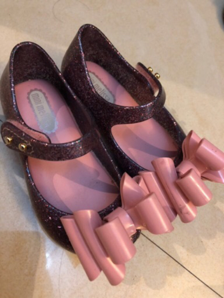 Used Original Mini Melissa shoes in Dubai, UAE