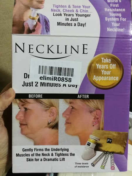 Used Neck line slimmer & jaw training device in Dubai, UAE