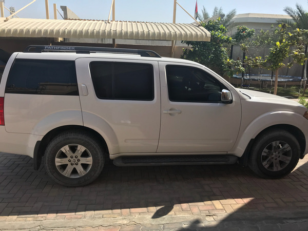 Used Nissan Pathfinder 2007 Perfect Condition in Dubai, UAE