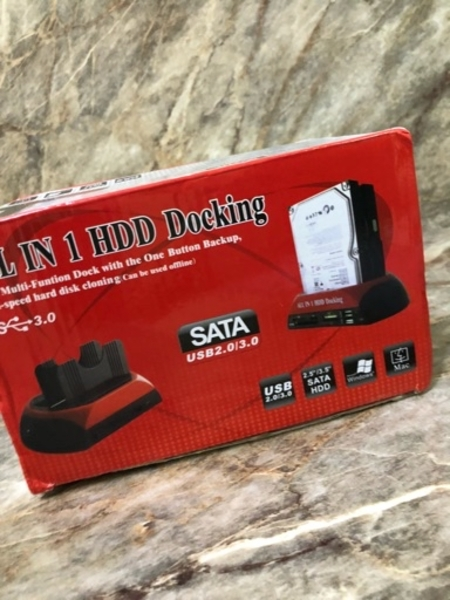Used All in one HDD docking station in Dubai, UAE