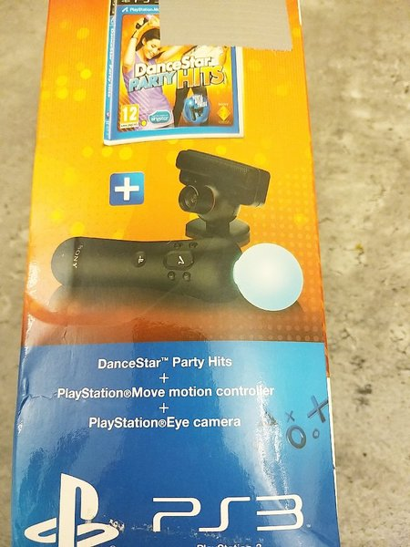 Used PS3 motion controller and eye camera new in Dubai, UAE