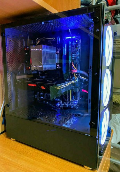 Used EXTREME GAMING & EDITING PC in Dubai, UAE