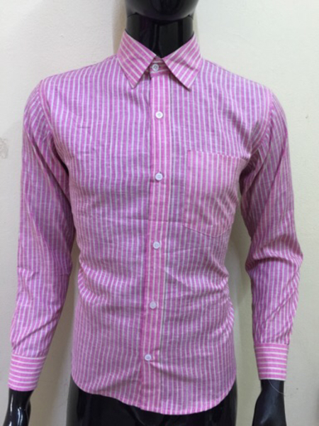 Used Red formal shirt - Size 38 in Dubai, UAE
