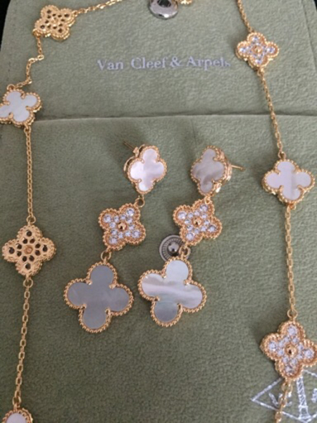 Used Van Cleef and Arpels  in Dubai, UAE