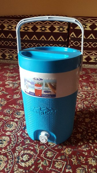 Used Cosmoplast brand new water cooler in Dubai, UAE