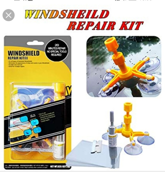 Used 🔝GLASS REPAIR KIT in Dubai, UAE